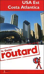 Foto Cover di USA Est. Costa atlantica, Libro di  edito da Touring Il Viaggiatore