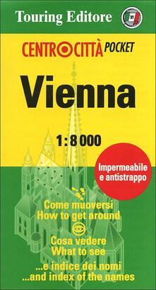 Vienna 1:8.000 - copertina