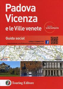 Libro Padova Vicenza e le ville venete