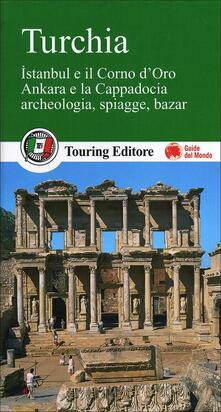 Listadelpopolo.it Turchia. Istanbul e il Corno d'Oro, Ankara e la Capadocia, archeologia, spiagge, bazar Image