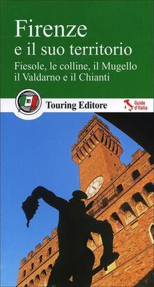 Fondazionesergioperlamusica.it Firenze e il suo territorio. Fiesole, le colline, il Mugello, il Valdarno e il Chianti Image