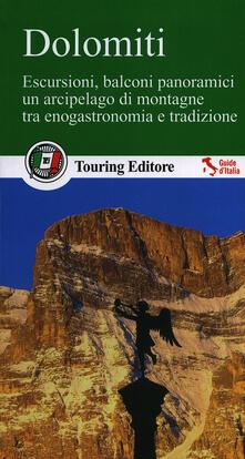 Squillogame.it Dolomiti. Escursioni, balconi panoramici, un arcipelago di montagne tra enogastronomia e tradizione Image