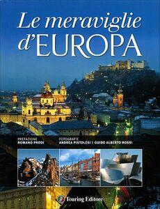Libro Le meraviglie d'Europa