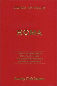 Foto Cover di Roma, Libro di  edito da Touring