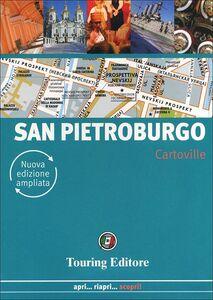 Foto Cover di San Pietroburgo, Libro di  edito da Touring