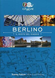 Collegiomercanzia.it Berlino. Il gusto del viaggio Image