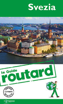 Svezia. Con cartina - copertina