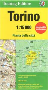 Torino 1:15.000. Ediz. multilingue