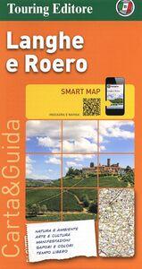 Foto Cover di Langhe e Roero 1:175.000, Libro di  edito da Touring
