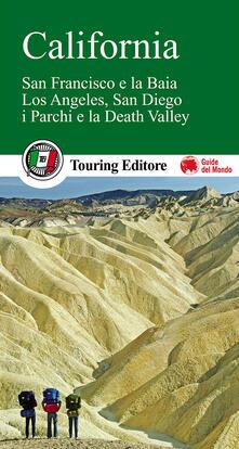 Grandtoureventi.it California. San Francisco e la Baia, Los Angeles, San Diego, i parchi e la Death Valley Image