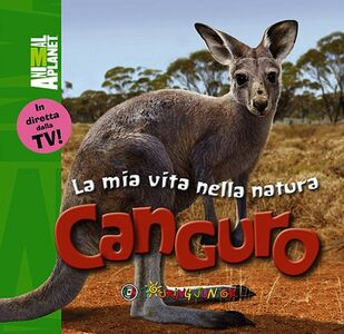 Foto Cover di Canguro, Libro di Meredith Costain, edito da Touring Junior