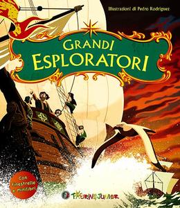 Libro Grandi esploratori