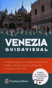 Foto Cover di Venezia. Con aggiornamento online, Libro di  edito da Touring