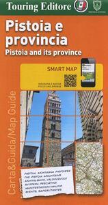 Pistoia e provincia 1:175.000