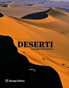 Libro Deserti George Steinmetz 0
