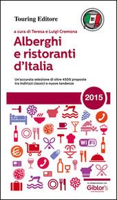 Alberghi e ristoranti d'Italia 2015
