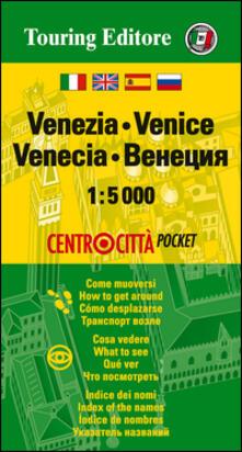 Venezia 1:5.000. Ediz. multilingue.pdf