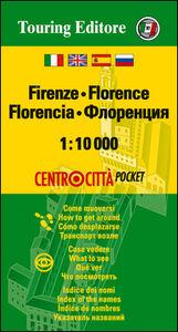 Libro Firenze 1:10.000. Ediz. multilingue