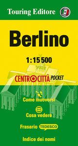 Libro Berlino 1:15.500. Ediz. italiana e inglese