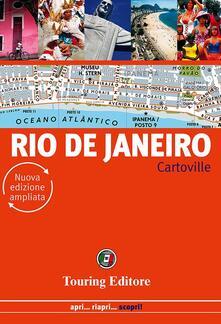 Promoartpalermo.it Rio de Janeiro. Ediz. illustrata Image