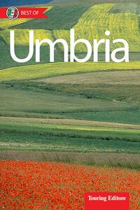 Foto Cover di Umbria, Libro di  edito da Touring