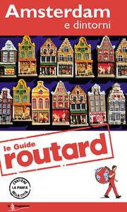 Libro Amsterdam e dintorni. Con cartina