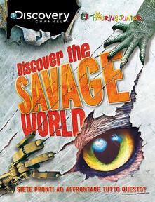Winniearcher.com Discover the savage world. Siete pronti ad affrontare tutto questo? Image