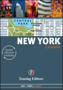 Foto Cover di New York, Libro di  edito da Touring