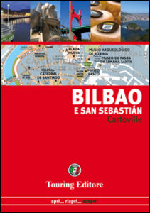 Libro Bilbao e San Sebastián