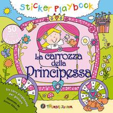 Steamcon.it La carrozza della principessa. Con adesivi Image