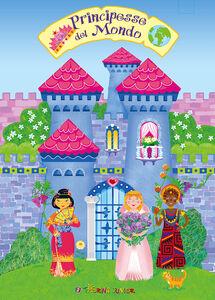 Libro Principesse del mondo Irene Mazza