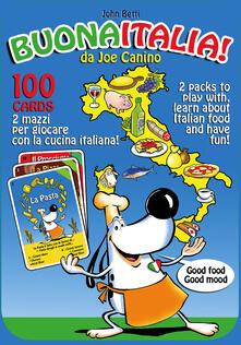Camfeed.it Buona Italia! Da Joe Canino. Ediz. italiana e inglese Image