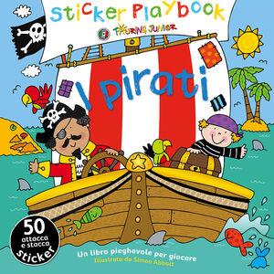 Libro I pirati. Con adesivi