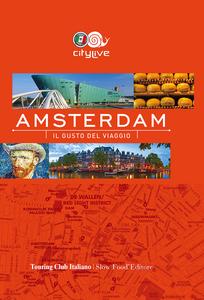 Libro Amsterdam. Il gusto del viaggio
