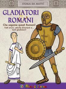 Charun.it Gladiatori & Romani. Che sagome questi Romani! Image