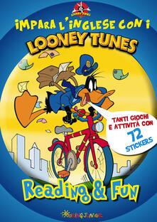Antondemarirreguera.es Impara l'inglese con i Looney Tunes. Reading & fun. Con adesivi. Ediz. illustrata Image