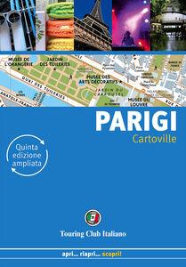 Foto Cover di Parigi, Libro di  edito da Touring