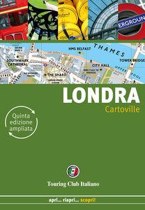 Foto Cover di Londra, Libro di  edito da Touring