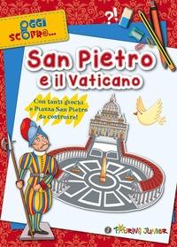 San Pietro e il Vaticano. Con tanti giochi e Piazza San Pietro da costruire - - wuz.it