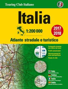 Ascotcamogli.it Atlante stradale d'Italia Nord, Centro, Sud 1:200.000 Image