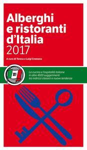 Libro Alberghi e ristoranti d'Italia 2017