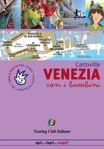 Libro Venezia con i bambini