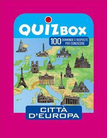 Città dEuropa. 100 domande e risposte per conoscere.pdf