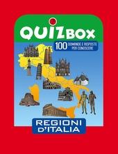 Regioni d'Italia. 100 domande e risposte per conoscere