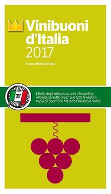 Letterarioprimopiano.it Vini buoni d'Italia 2017 Image