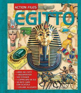 Foto Cover di Egitto. Con gadget, Libro di  edito da Touring Junior