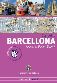 Antondemarirreguera.es Barcellona con i bambini Image