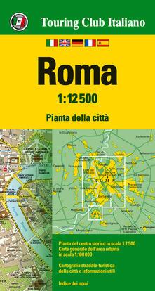 Ascotcamogli.it Roma 1:12.500. Ediz. multilingue Image