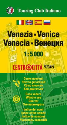 Daddyswing.es Venezia 1:5.000. Ediz. multilingue Image