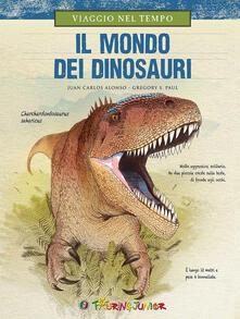 Winniearcher.com Viaggio nel tempo. Il mondo dei dinosauri Image